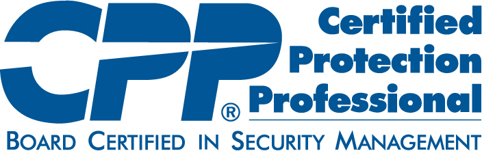 ASIS Certified Protection Professional (CPP) Logo